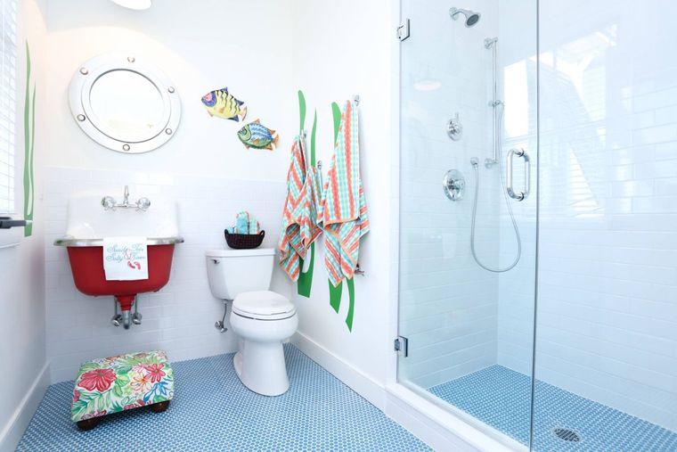 baños para niños detalles