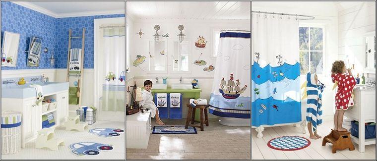 baños para niños inicio