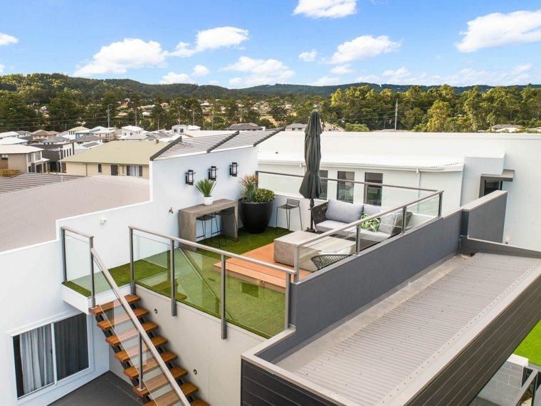 balcones decorados terrazas-2020-estilo-moderno