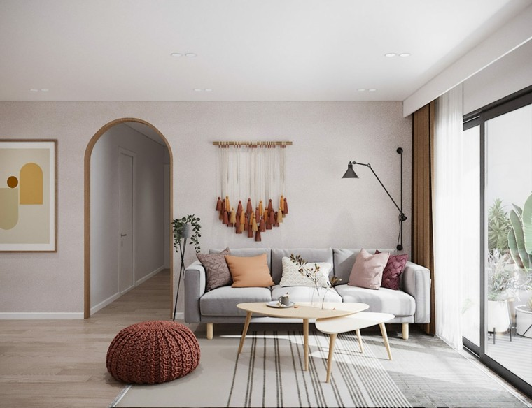 boho-chic-salon-decorar-pared