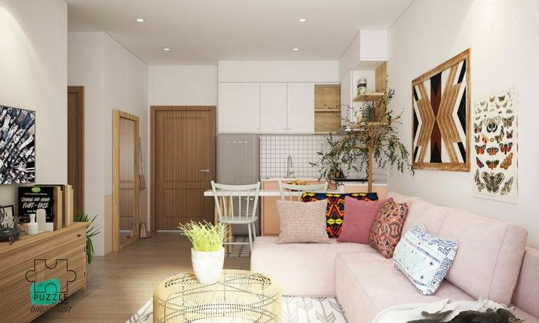 boho-chic-salon-sofa-ideas-rosa