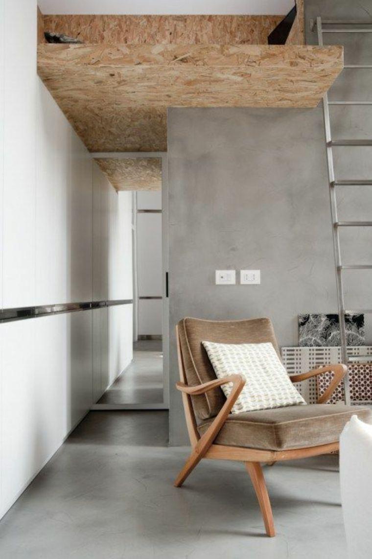 Suelos de concreto gris