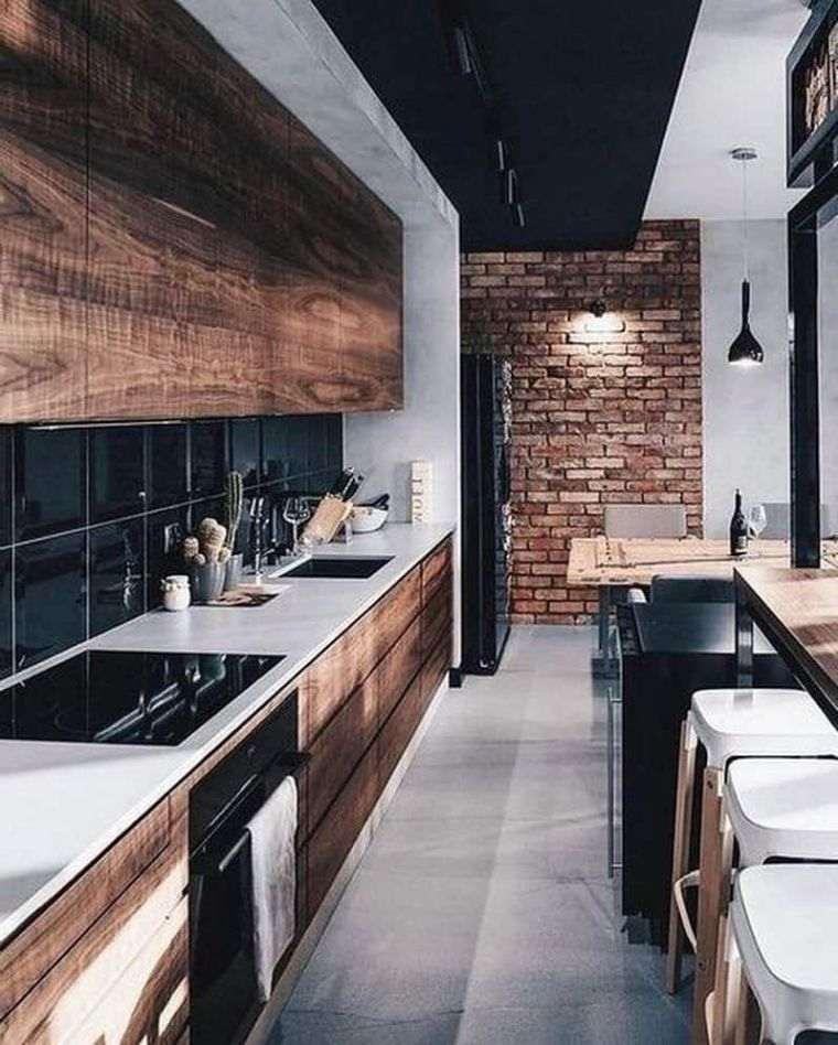 cocina-pequena-loft-2020