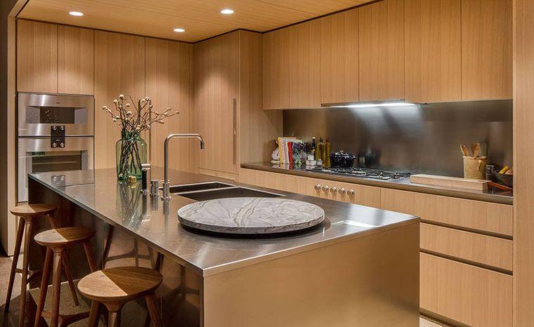 cocinas con isla funcional