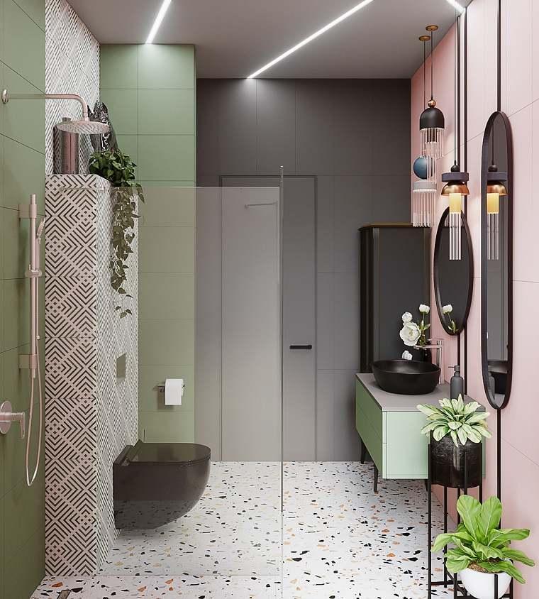 combinacion-verde-rosa-estilo