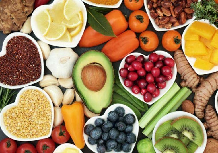 ¿Qué es una dieta basada en plantas de alimentos integrales?