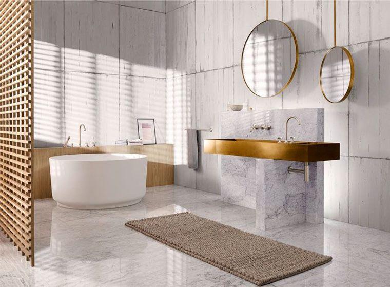 decoración cuartos de baño acogedor