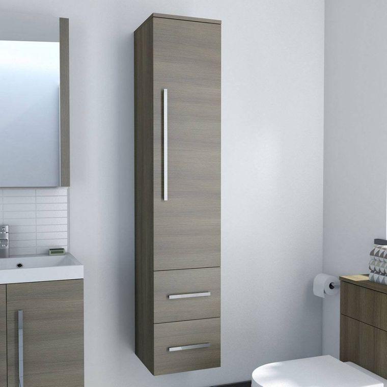 decoración cuartos de baño almacenamiento