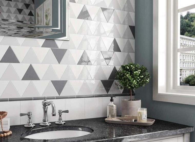 decoración cuartos de baño azulejos