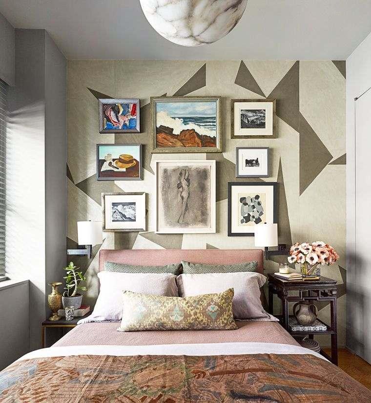 decoración de dormitorios arte