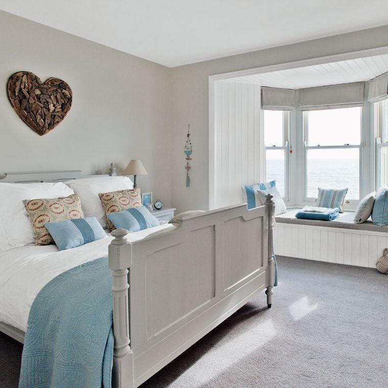 decoración de dormitorios corazon
