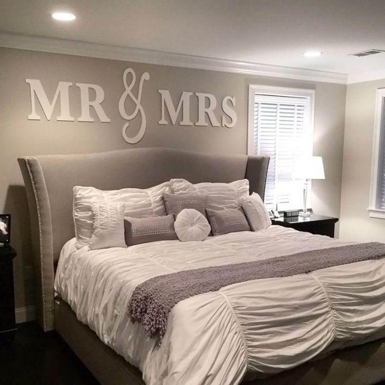 decoración de dormitorios escrito