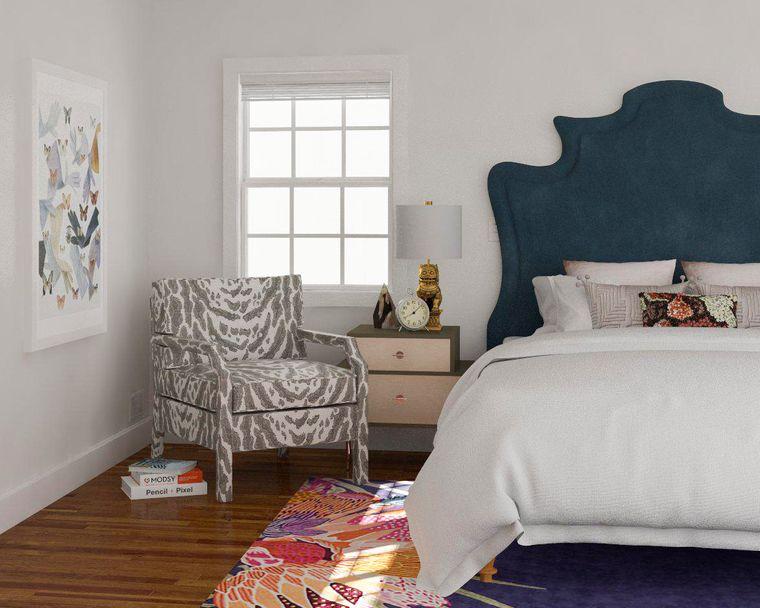 decoración de dormitorios lectura