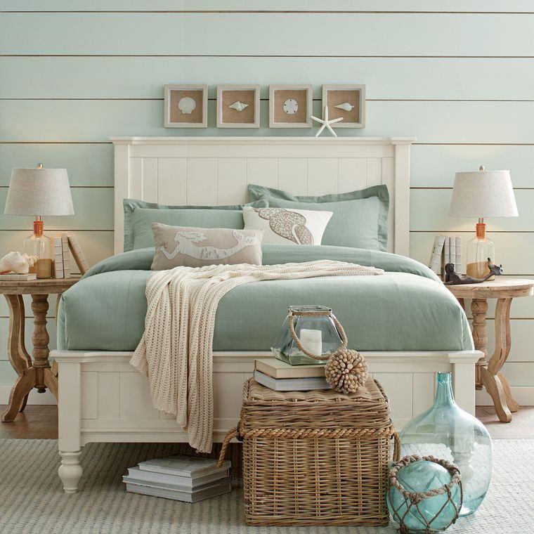 decoración de dormitorios madera
