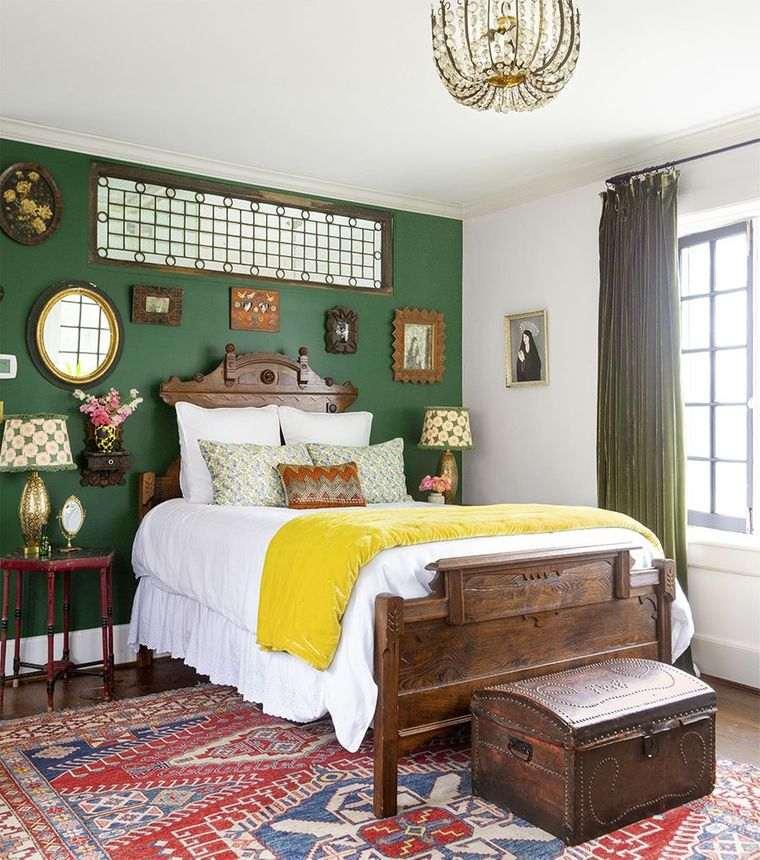 decoración de dormitorios pared