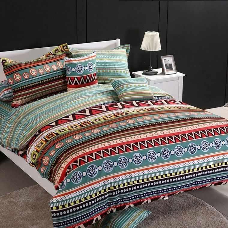decoración de dormitorios textil