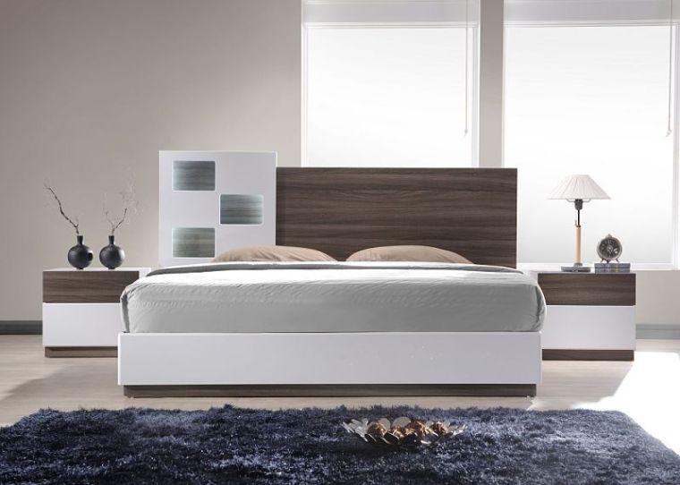decoración de interiores cama
