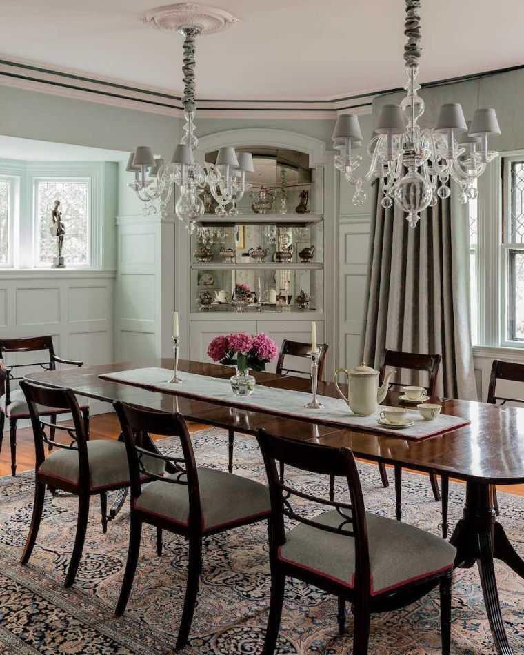 decoración de interiores comedor