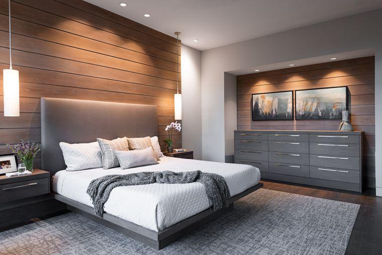Decoración de interiores con madera nogal – Belleza y durabilidad