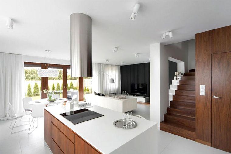 decoración de interiores madera