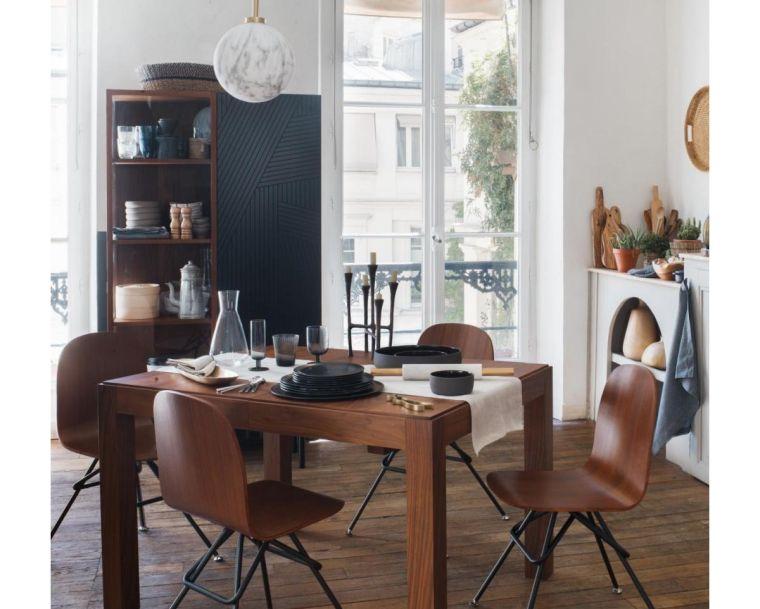 decoración de interiores mesa fuerte