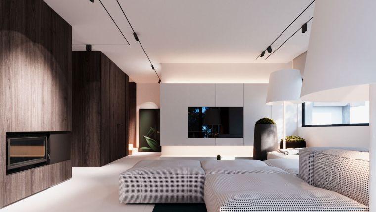 decoración de interiores revestimiento