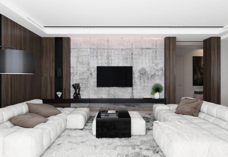 decoración de interiores sala estar