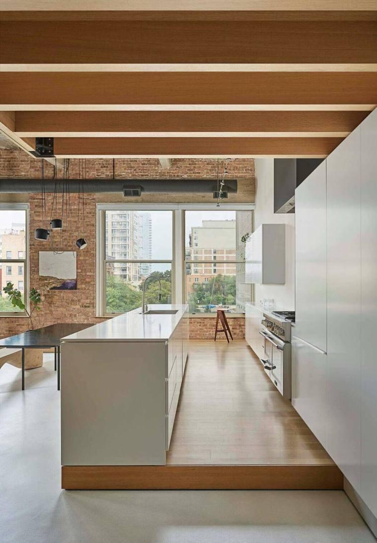 decoración loft vladimir-radutny-architects-cocina