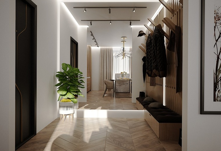 decoracion-pasillos-entradas-colgar-chaquetas-ideas