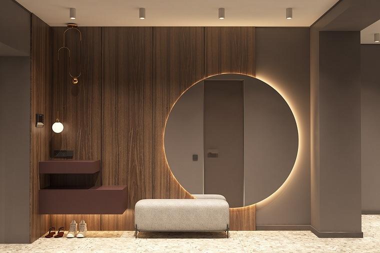 decoracion-pasillos-entradas-espejo