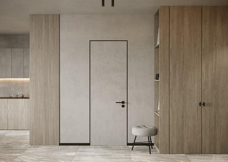decoración pasillos-entradas-lugar-almacenamiento