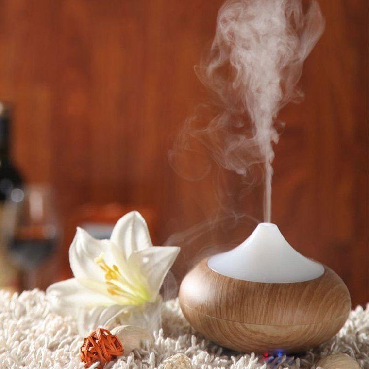 decoración zen aroma
