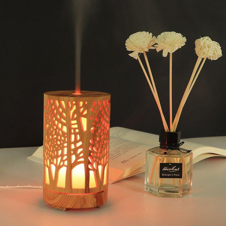 decoración zen aromas