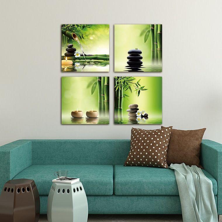 decoración zen arte