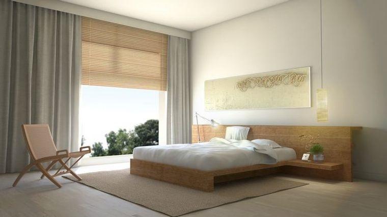 decoración zen cortinass