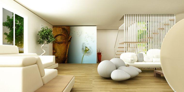 decoración zen inicial