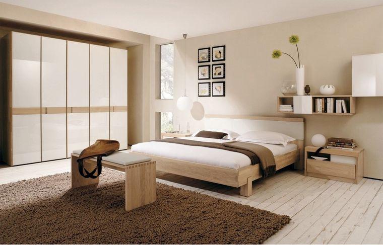 decoración zen madera