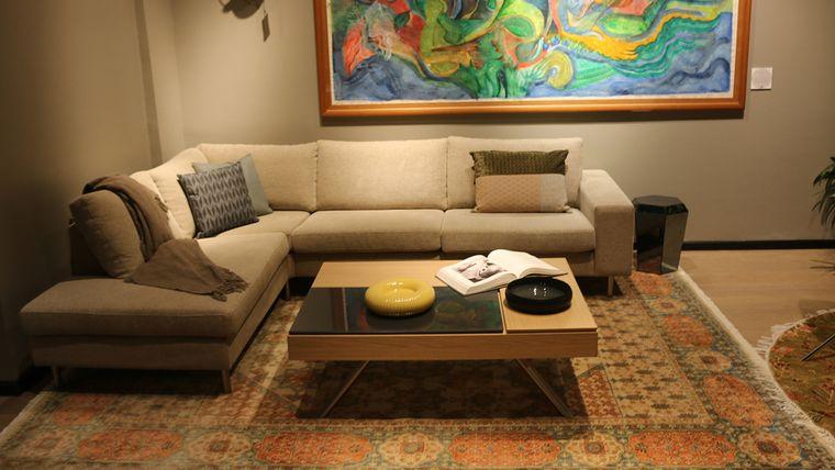 decoración zen piso