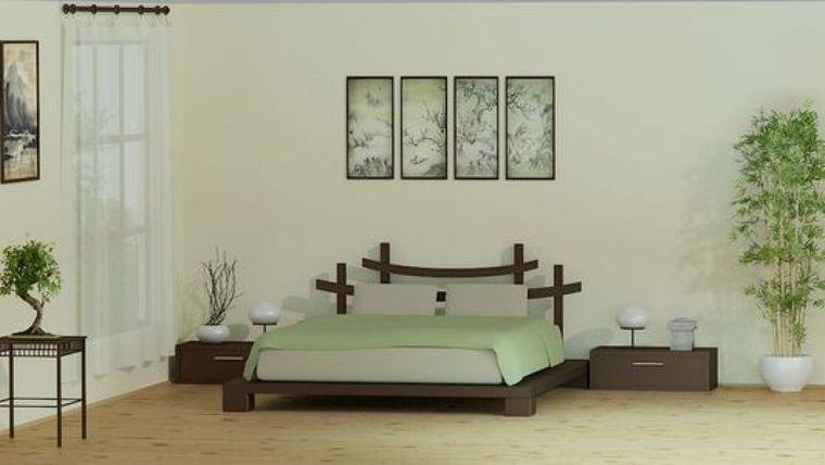 decoración zen vegetacion