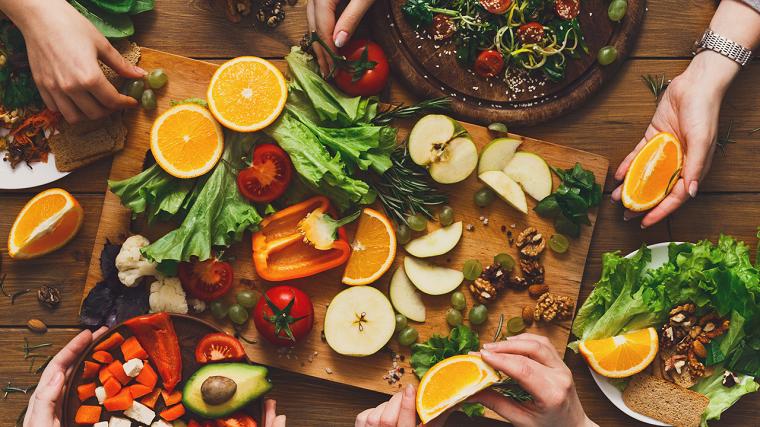 dieta sana-basada-plantas-alimentacion