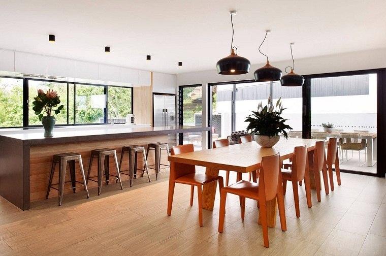 espacio-compartido-cocina-comedor