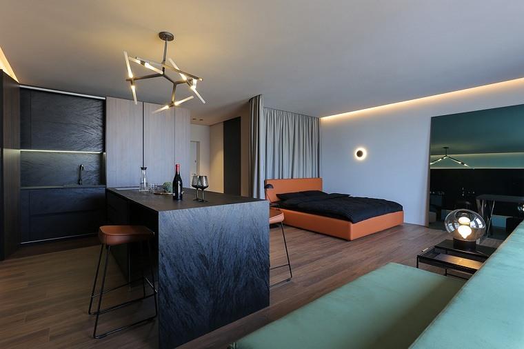 espacios-pequenos-color-negro-estilo