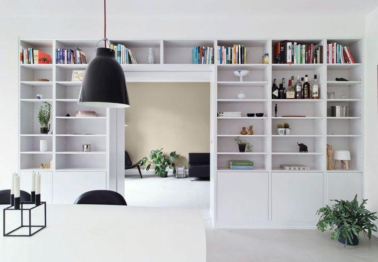 estantes modernos decoracion