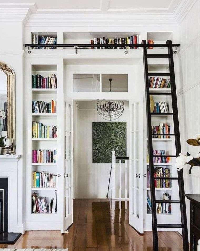 estantes modernos pequeño