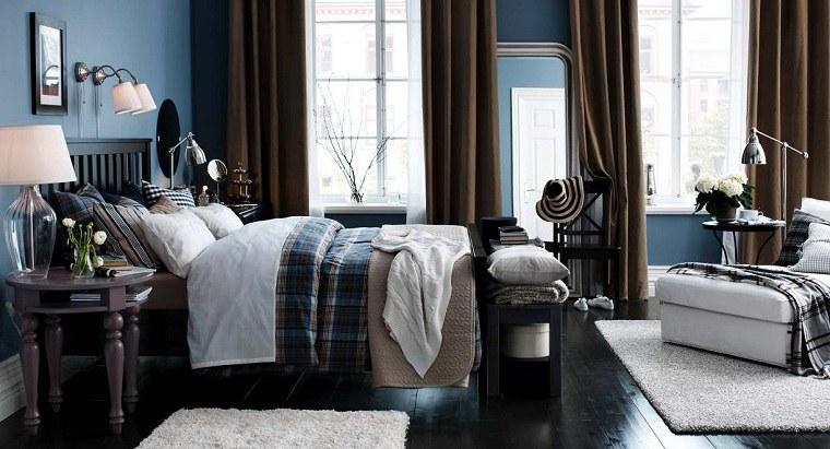 estilo-dormitorio-moderno-color-azul
