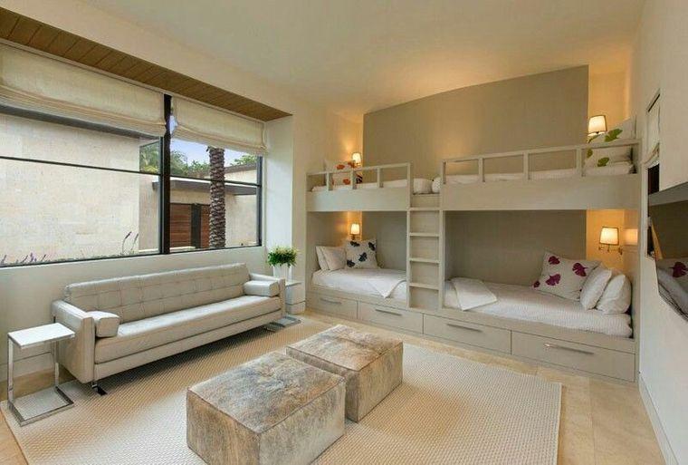 habitaciones para compartir amplias