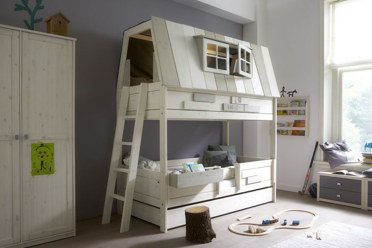 habitaciones para compartir mini casa