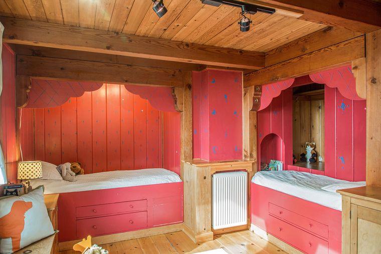 habitaciones para compartir rosa