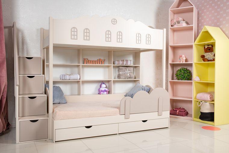 Habitaciones para compartir entre niños con diseños únicos