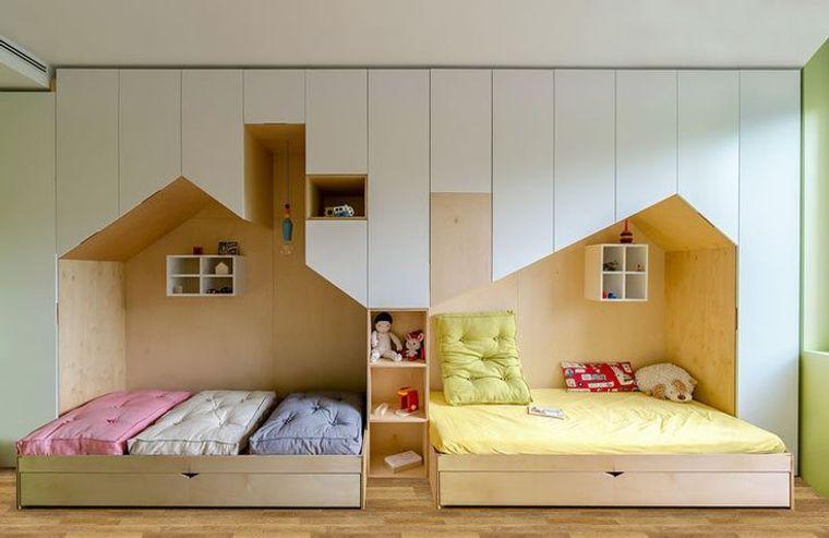 habitaciones para compartir unicas